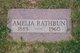 Alice Amelia <I>Turner</I> Rathbun
