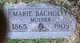 Marie A Bacholke