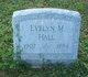 Profile photo:  Evelyn M. Hall