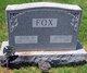 Profile photo: Mrs Agnes L. <I>Carty</I> Fox