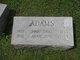 """Annie Jane """"Jennie"""" Adams"""