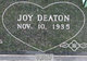 Profile photo:  Joy <I>Deaton</I> Barnette