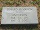 "Edward McMahon ""Mack"" Anderson"