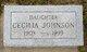 Cecilia G Johnson