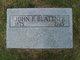 John Franklin Blattner