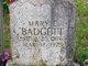Mary E Badgett