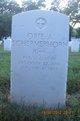 """Orie August """"Ora"""" Schermerhorn"""