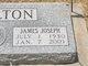 Dr James Joseph Hamilton