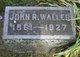 John R Waller