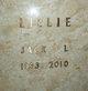 Jack Lewis Lillie