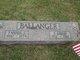 Profile photo:  Fannie E. <I>Hager</I> Ballanger