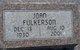 Joan <I>Cooper</I> Fulkerson