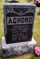 Martha A. <I>Frieze</I> Achord