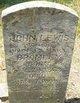Profile photo:  John Lewis Bromley