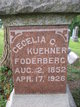 Profile photo:  Cecelia C <I>Kuehner</I> Foderberg