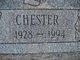 """Chester Lee """"Chet"""" Koppenhaver"""