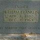 Profile photo:  William Franklin Allen