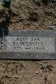 Mary Ann <I>Walker</I> Baskerville
