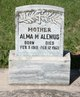 Alma M <I>Sharkey</I> Alenius