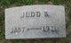 Judd B Story