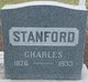 Profile photo:  Charles Stanford