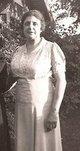 "Profile photo:  Gertrude ""Gertie"" <I>Wortley</I> Diehl"