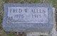 Fred W Allen