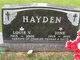 Profile photo:  Louis Voyle Hayden, Jr