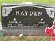 Profile photo:  Ione Margarete <I>Hauge</I> Hayden
