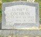 Profile photo:  Luther E. Cochran