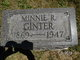 Minnie R Ginter