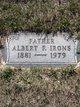 Albert Franklin Irons