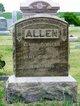 Profile photo:  Alice Elizabeth <I>Holmes</I> Allen
