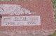 Elsie Florence <I>Shumate</I> Ayers