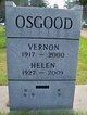Vernon Osgood