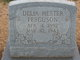 Delia Hester Azalee <I>Creel</I> Ferguson