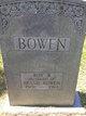 Roy B Bowen