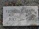 Florence Lizzie <I>Holt</I> King