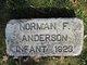Profile photo:  Norman Fletcher Anderson