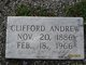 Clifford Andrew King