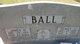James Harvey Ball