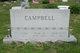 "Profile photo:  Archibald Clark ""Arch"" Campbell"