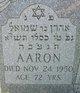Profile photo:  Aaron Last