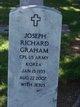 Corp Joseph Richard Graham