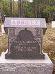 Profile photo: Rev Alpheus Alonzo Coburn Abbott