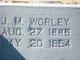 "James Monroe ""Jim"" Worley"