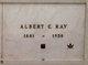 Profile photo:  Albert C Ray