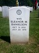 Eleanor M <I>Dufault</I> Danielson
