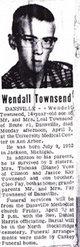 Wendell L. Townsend