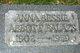 Anna Bessie <I>Abbott</I> Balazs